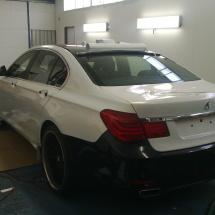 BMW 7 Rusfolie 5