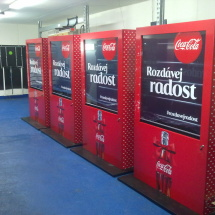 Coca cola box Rusfolie 6