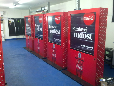 Coca cola box Rusfolie 6