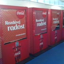 Coca cola box Rusfolie 8
