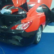 Hyundai Genesis Coupe - Rusfolie 4